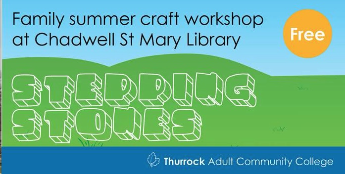 Cancelled: Free family summer craft fun in Chadwell St Mary