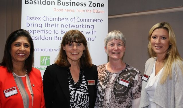 Busy times for the Essex Chamber of Commerce