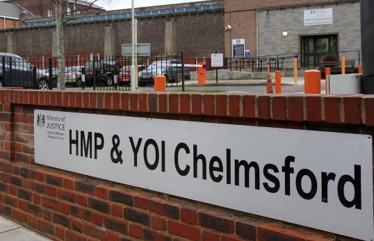 Chelmsford Prison remains one of the most violent jails in the country