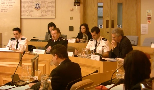 Essex Police Chief Constable has contract extended