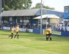 Saturday Football Fixtures