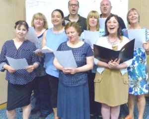 Choir Bas