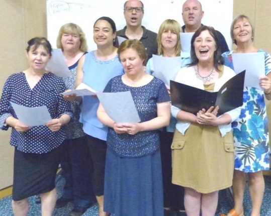 Basildon Hospital Choir looking for new recruits
