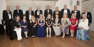 Civic Dinner All Mayors