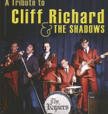 Cliff Richard tribute heading to the Thameside
