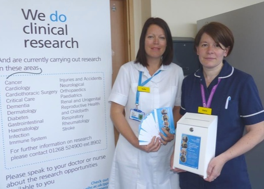 Want to know more about clinical research for Thurrock residents