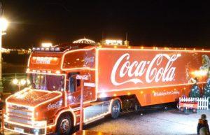 Coca Cola 17 truckk