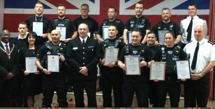 Thurrock's finest recognised at special awards ceremony
