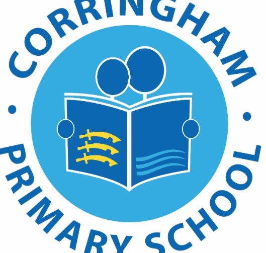 Ortu Corringham Primary recognised for exceptional practice