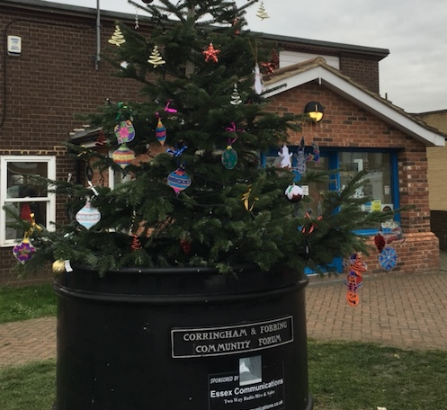 Campaign to bring Christmas lights back to Corringham