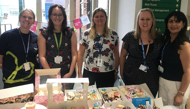 All Together For Dementia – A Cupcake Day to Remember