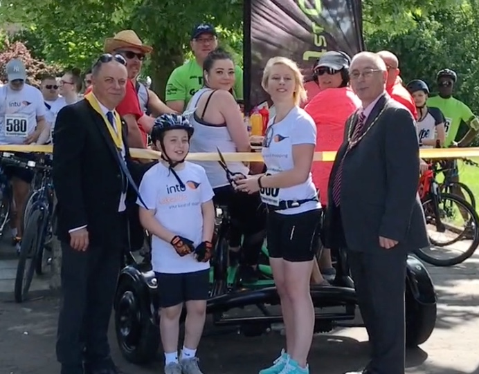 Hundreds take part in Thurrock Cycle Marathon