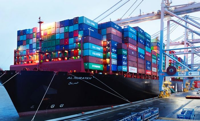 From Stanford-le-Hope to China as train departs DP World London Gateway