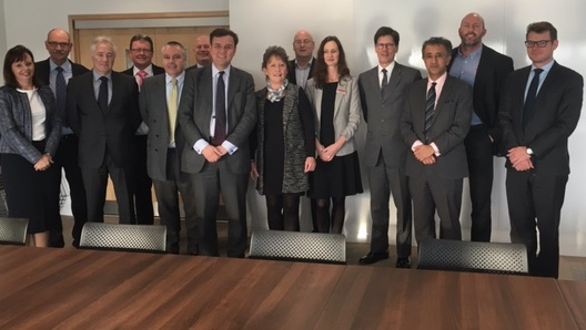 Essex Chambers and DP World host visit by Minister of State for Trade and Investment to London Gateway Container Terminal