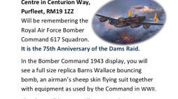 Bomber Command Open Day in Purfleet