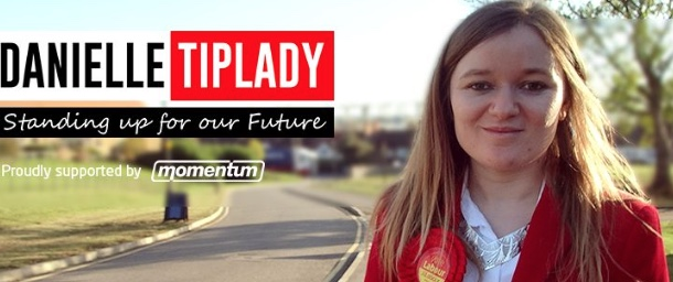 Momentum select candidate for Thurrock