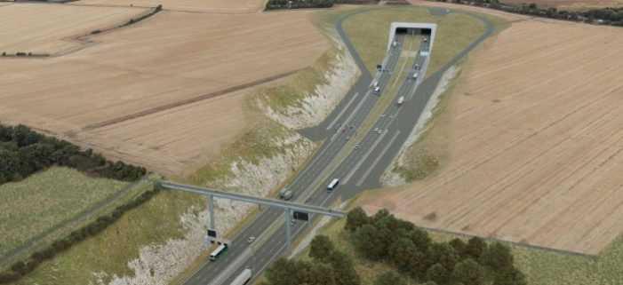 Thurrock Council willing to go to any lengths in Lower Thames Crossing battle