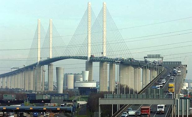 Dartford Crossing charge set to go up in October