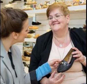 Grays Shopping centre makes fuss of a special mum