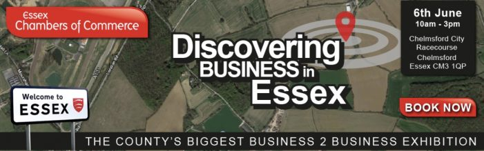 Discovering Business in Essex 2018