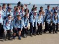 Thurrock Scouts take on North Downs Way Challenge