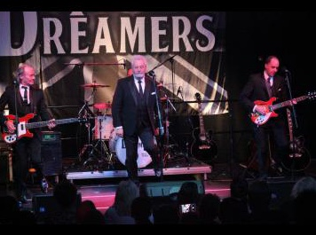 The Dreamers set for the Thameside