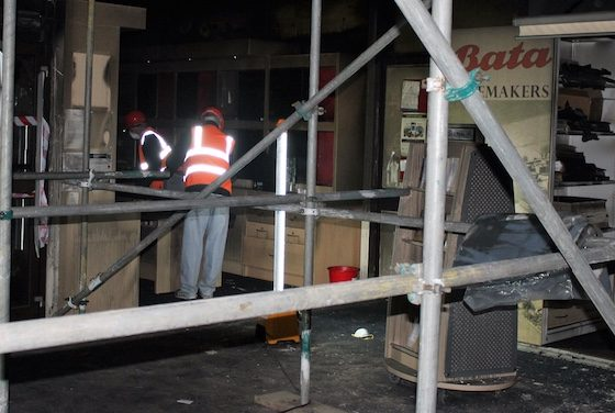 Promising news over Bata collection after East Tilbury library ram-raid
