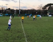 Football: East Thurrock in deep end against Poole