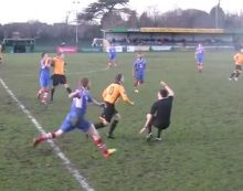 Football: East Thurrock lose star Tom Wraight to Maidstone