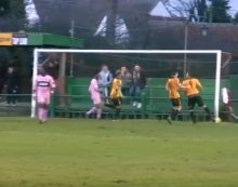 Football: Final point of the season for The Rocks