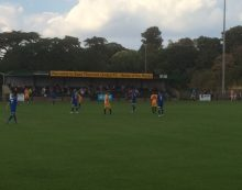 Football: East Thurrock go down fighting at Wealdstone