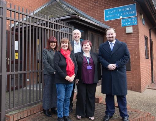 East Tilbury Medical Centre saved