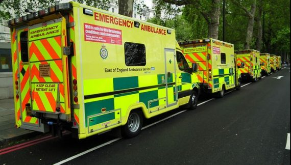 Focus on ambulance service in Thurrock