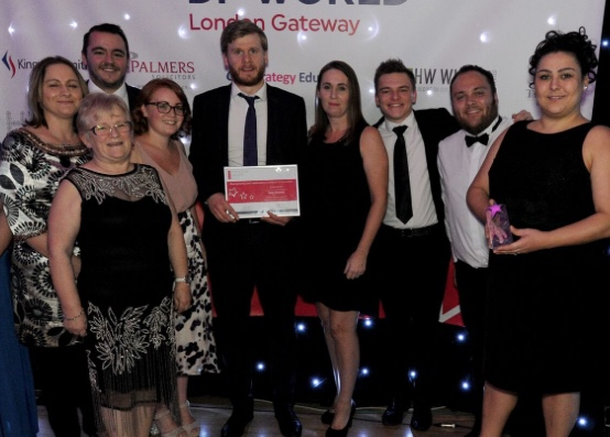 Thurrock's finest praised at Education Awards