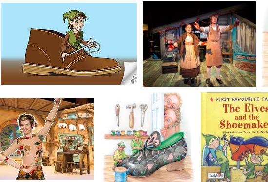 The Elves and the Shoemaker are coming to the Thameside Theatre
