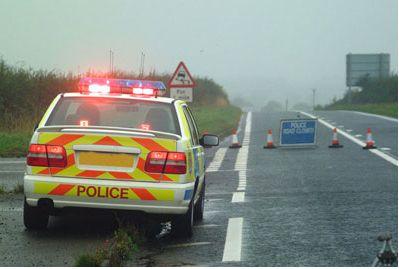 Seven men arrested at Corringham road traffic operation