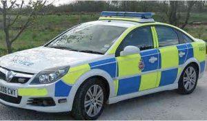 Essex Police Vehicle