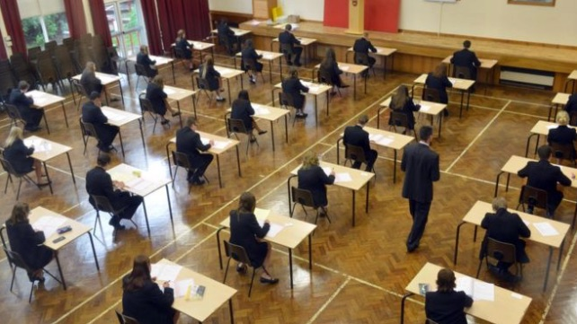 Put Well-Being ahead of exam grades says Samaritans