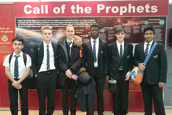 Gateway Academy students celebrate Inter-Faith Week