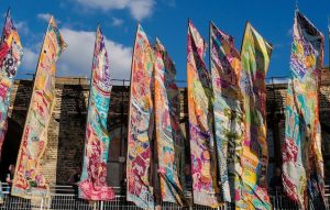 Flags Silk