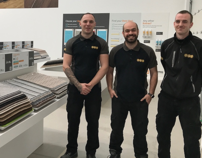 Thurrock Flooring Retailer expands range