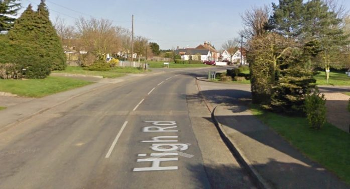 Family suffer from smoke after kitchen fire in Fobbing