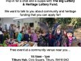 Heritage Funding Event in Thurrock