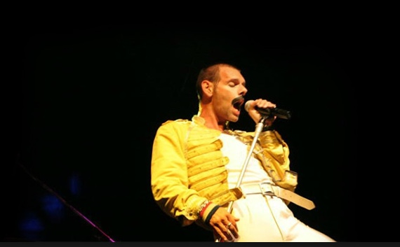Queen Tribute at Corringham Hall