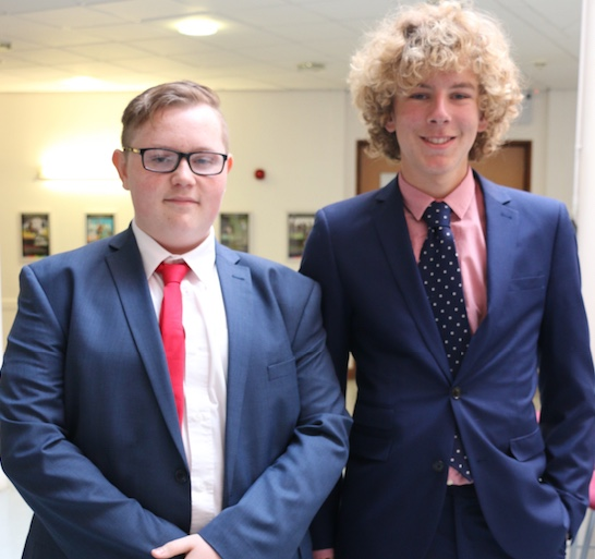 Gateway Academy students shine in interviews
