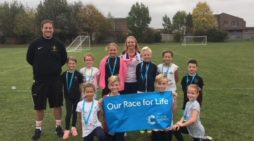 4000 laps! Giffards Primary raise over £4,000 for charity