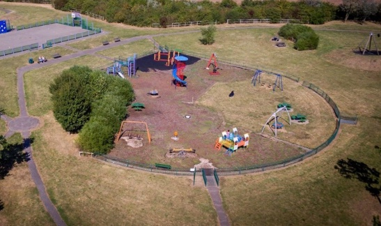 Gobions Park in East Tilbury transformed