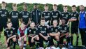 Grays Ath under-15's receive cash donation from Amazon Tilbury