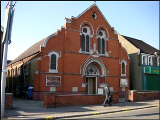 Praise for Grays Baptist Church by Ofsted