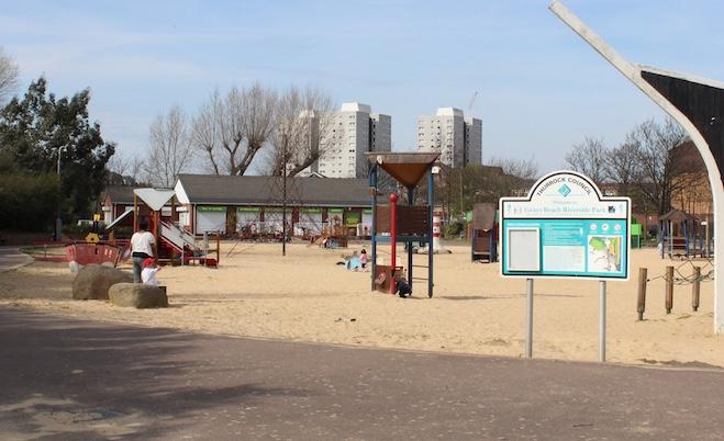 Let's clean up Grays Beach Park